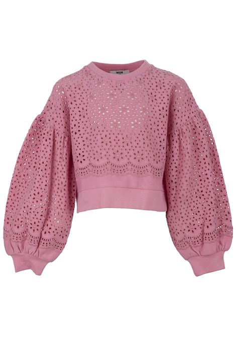 Felpa MSGM Junior MSGM KIDS | -108764232 | 018122042