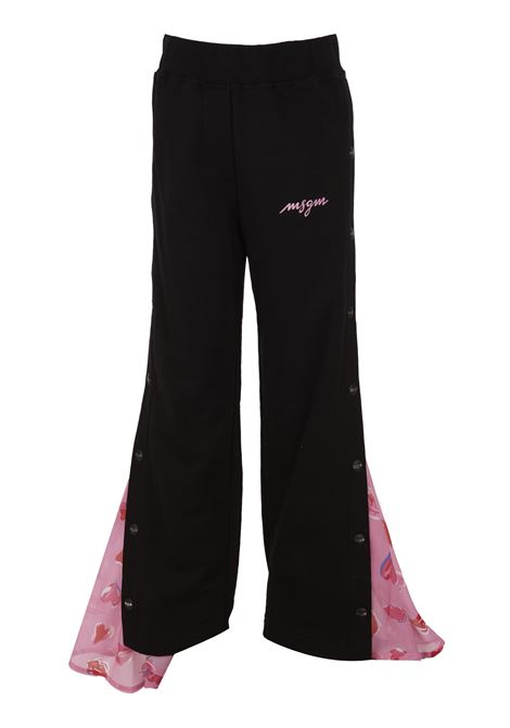 Pantaloni MSGM Junior MSGM KIDS | 1672492985 | 018960110