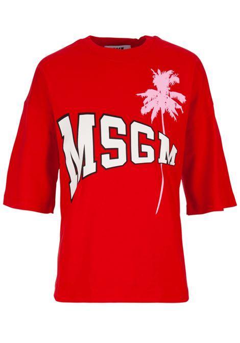 MSGM t-shirt MSGM | 8 | 2641MDM16419529818
