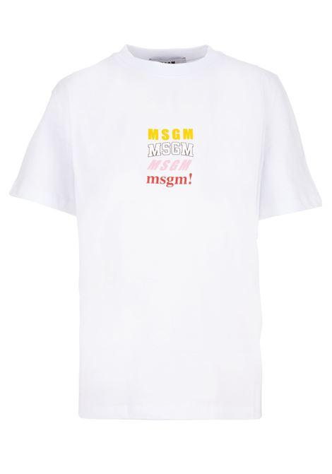 MSGM t-shirt MSGM | 8 | 2641MDM16819529801