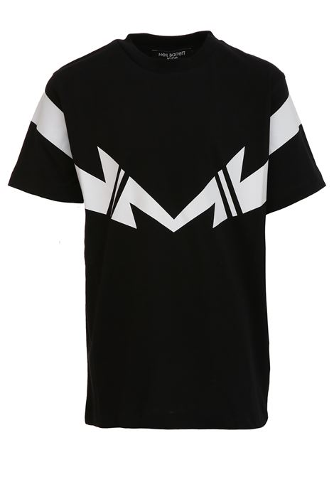 Neil Barrett Kids T-shirt Neil Barrett kids | 8 | 018629110