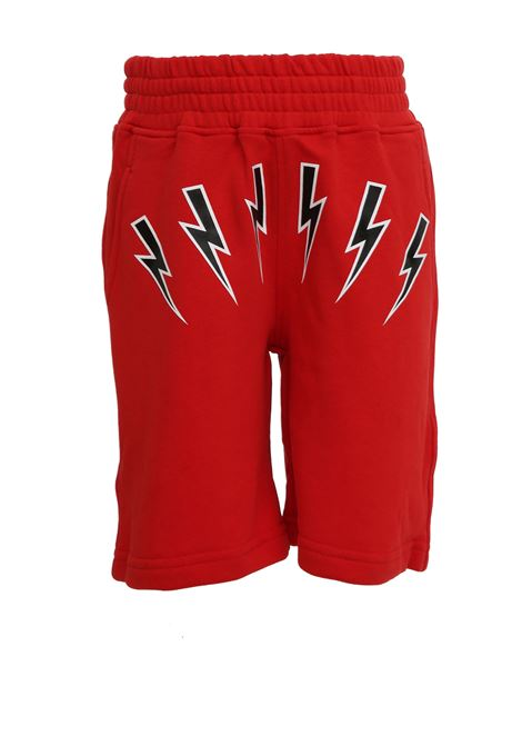 Shorts Neil Barrett Kids Neil Barrett kids | 30 | 018642040