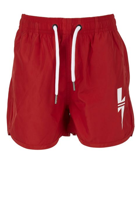 Neil Barett Kids swimsuit Neil Barrett kids | 85 | 018855040