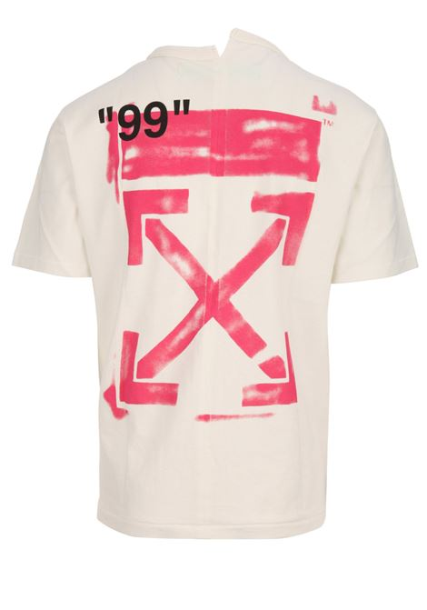 T-Shirt Off-White Off-White | 8 | AA032R191850150228