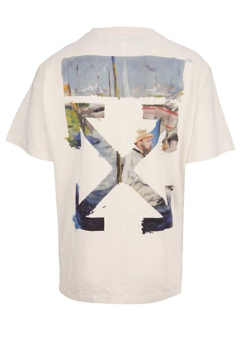 Off-White t-shirt Off-White | 8 | AA038R191850120288