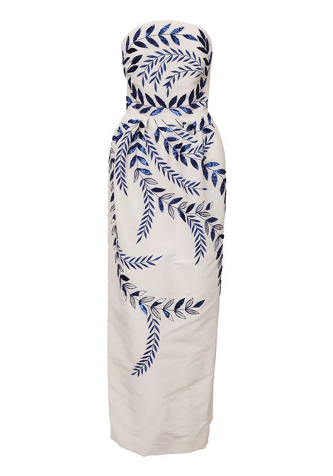 Oscar de la Renta Dress Oscar de la Renta | 11 | 19RE033FAIWHT