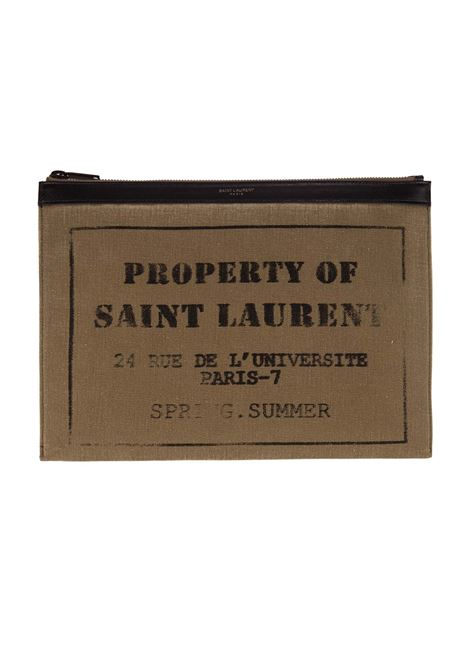 Porta I-Pad Saint Laurent Saint Laurent | 77132862 | 3972959N2282874