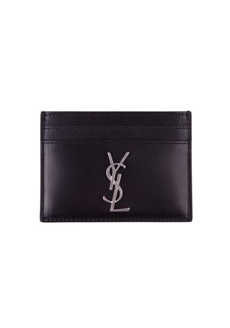 Saint Laurent card holder Saint Laurent | 633217857 | 4856310SX0E1000