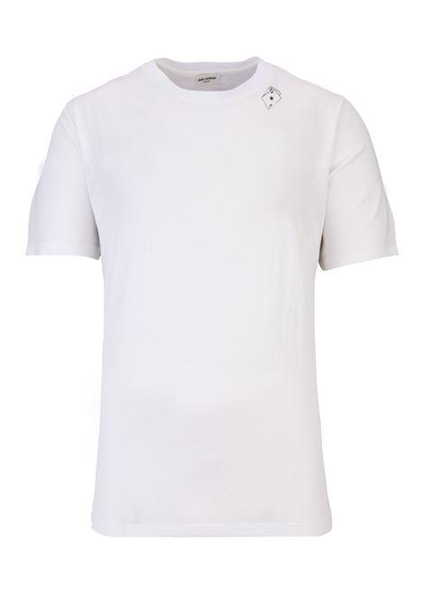 T-shirt Saint Laurent Saint Laurent | 8 | 532122YB2WO9744