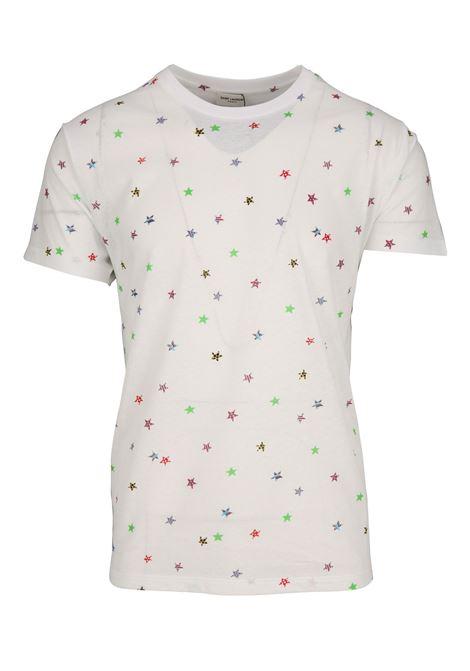 T-shirt Saint Laurent Saint Laurent | 8 | 553424YBDC28486