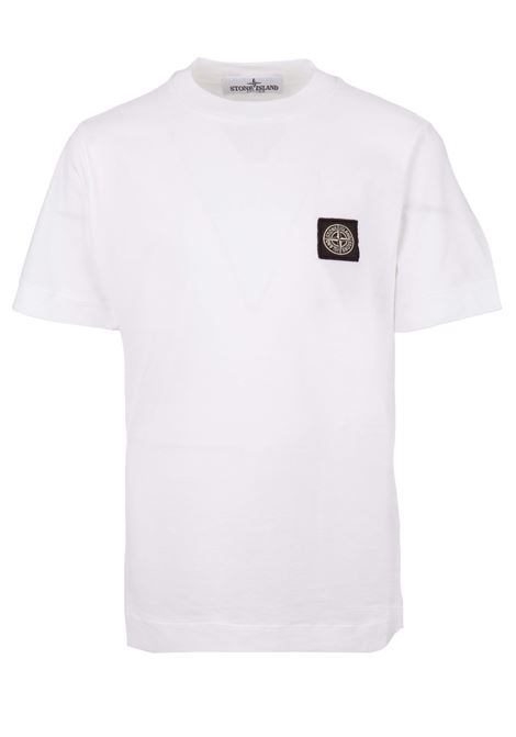 T-shirt Stone Island Kids Stone Island kids | 8 | 701620147V0001