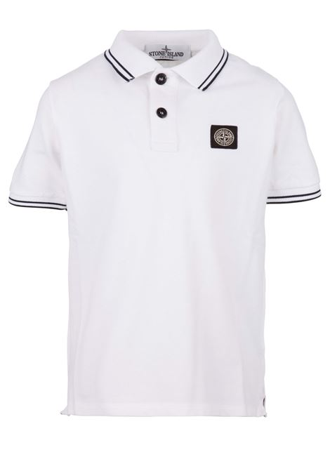 Stone Island Kids polo shirt Stone Island Junior | 2 | 701621348V0001