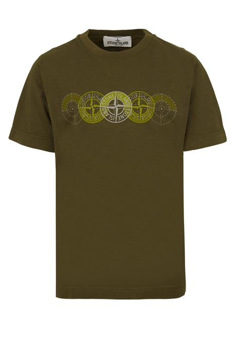 T-shirt Stone Island Kids Stone Island kids | 8 | 701621451V0054