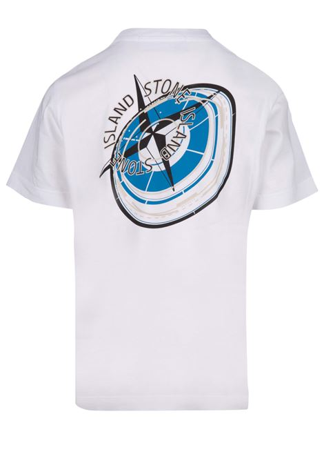 T-shirt Stone Island Kids Stone Island kids | 8 | 701621452V0001