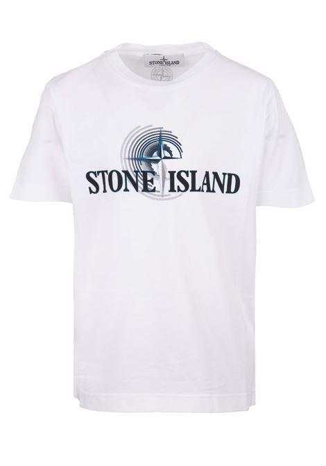 T-shirt Stone Island Kids Stone Island kids | 8 | 701621455V0001