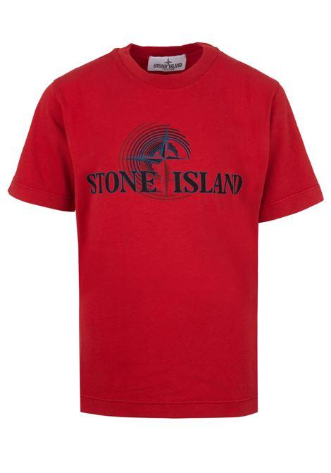 T-shirt Stone Island Kids Stone Island kids | 8 | 701621455V0010