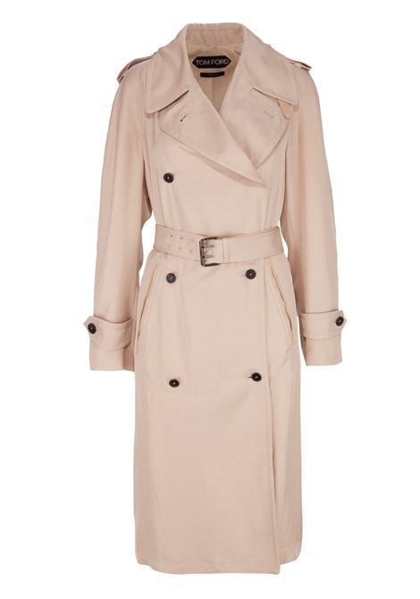 Trench Tom Ford Tom Ford | -1181181492 | CP1461FAX180JB220