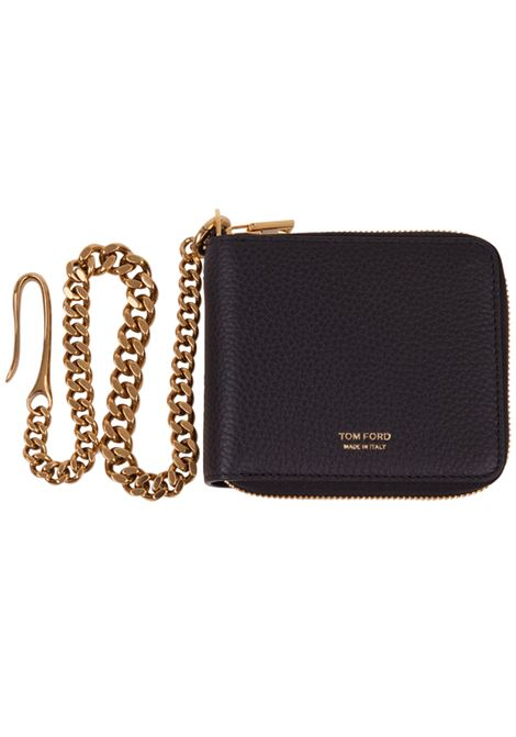 Tom Ford wallet Tom Ford | 63 | Y0268TCP9BLK
