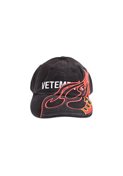 Vetements Cap  Vetements | 26 | USS198041BLACK