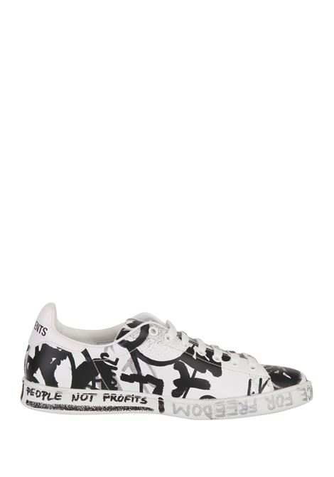 Vetements Sneakers  Vetements | 1718629338 | USS19VTSMTWHITE