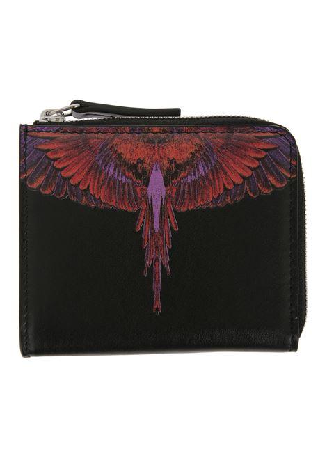 Marcelo Burlon Red Wings wallet Marcelo Burlon   63   NC006R20LEA0011025