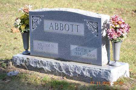 ABBOTT, EDITH A. - Branch County, Michigan | EDITH A. ABBOTT - Michigan Gravestone Photos