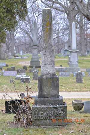 ALLEN, FAMILY - Branch County, Michigan   FAMILY ALLEN - Michigan Gravestone Photos