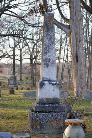 ALLEN, J.E. - Branch County, Michigan   J.E. ALLEN - Michigan Gravestone Photos