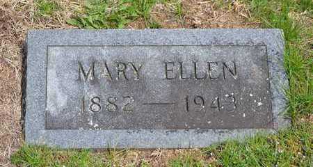 ALLEN, MARY ELLEN(HEADSTONE) - Branch County, Michigan   MARY ELLEN(HEADSTONE) ALLEN - Michigan Gravestone Photos