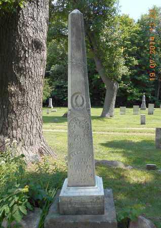 ALVORD, FAMILY - Branch County, Michigan | FAMILY ALVORD - Michigan Gravestone Photos