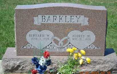 BARKLEY, BERNARD W. - Branch County, Michigan | BERNARD W. BARKLEY - Michigan Gravestone Photos