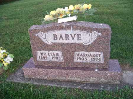 BARVE, WILLIAM - Branch County, Michigan | WILLIAM BARVE - Michigan Gravestone Photos