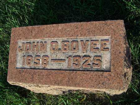 BOVEE, JOHN - Branch County, Michigan | JOHN BOVEE - Michigan Gravestone Photos