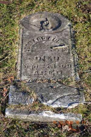 BOWKER, LEONARD - Branch County, Michigan | LEONARD BOWKER - Michigan Gravestone Photos