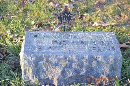 BRADLEY, DANIEL - Branch County, Michigan | DANIEL BRADLEY - Michigan Gravestone Photos