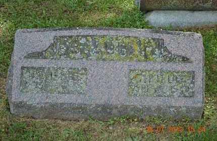 BRADLEY, DANIEL E. - Branch County, Michigan | DANIEL E. BRADLEY - Michigan Gravestone Photos