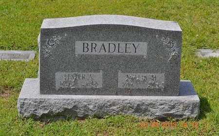 BRADLEY, NELLIE M. - Branch County, Michigan | NELLIE M. BRADLEY - Michigan Gravestone Photos