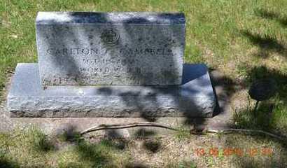 CAMPBELL, CARLTON C. - Branch County, Michigan | CARLTON C. CAMPBELL - Michigan Gravestone Photos