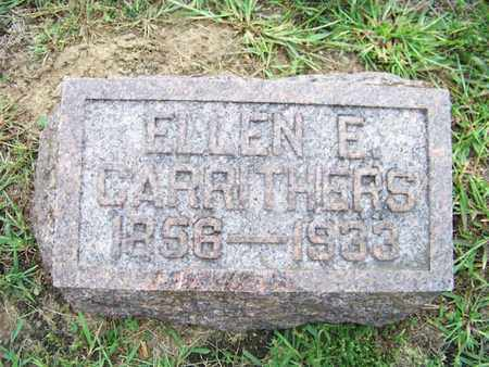 CARRITHERS, ELLEN - Branch County, Michigan | ELLEN CARRITHERS - Michigan Gravestone Photos