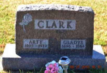 CLARK, GLADYS - Branch County, Michigan | GLADYS CLARK - Michigan Gravestone Photos