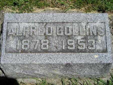 COLLINS, ALFRED - Branch County, Michigan   ALFRED COLLINS - Michigan Gravestone Photos