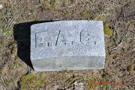 COLLINS, ELLA A. - Branch County, Michigan | ELLA A. COLLINS - Michigan Gravestone Photos