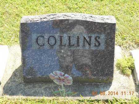 COLLINS, FAMILY - Branch County, Michigan   FAMILY COLLINS - Michigan Gravestone Photos