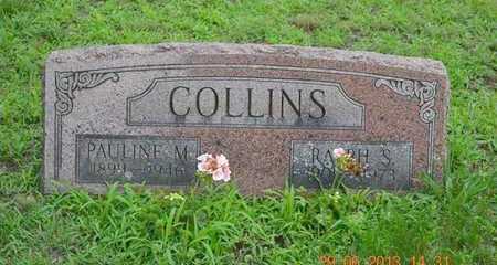 COLLINS, RALPH S. - Branch County, Michigan   RALPH S. COLLINS - Michigan Gravestone Photos