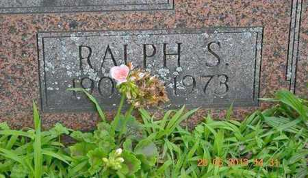 COLLINS, RALPH S. - Branch County, Michigan | RALPH S. COLLINS - Michigan Gravestone Photos
