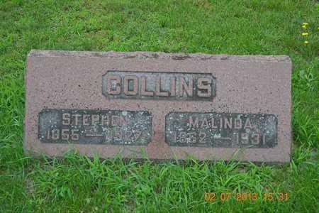 COLLINS, STEPHEN - Branch County, Michigan | STEPHEN COLLINS - Michigan Gravestone Photos