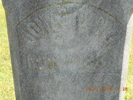 COOMER, JONATHAN G. - Branch County, Michigan | JONATHAN G. COOMER - Michigan Gravestone Photos