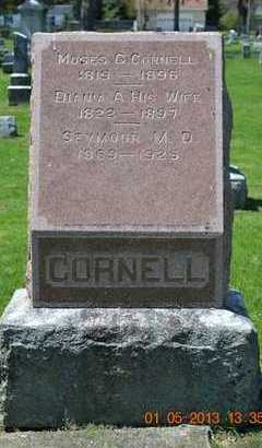 CORNELL, DIANA A. - Branch County, Michigan | DIANA A. CORNELL - Michigan Gravestone Photos