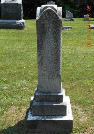 CRANDELL, OTIS A. - Branch County, Michigan | OTIS A. CRANDELL - Michigan Gravestone Photos