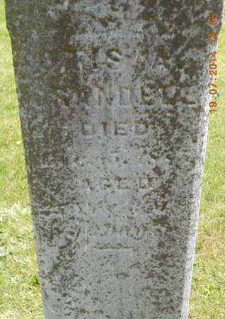 CRANDELL, OTIS A. - Branch County, Michigan   OTIS A. CRANDELL - Michigan Gravestone Photos